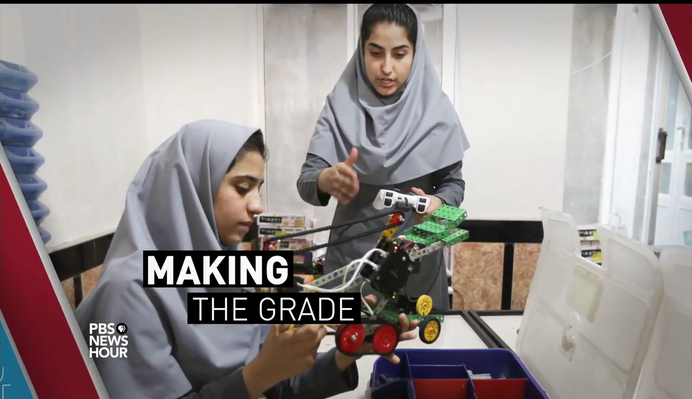 All-Girls Robotics Team from Afghanistan Competes after Initial Visa Denial | PBS NewsHour