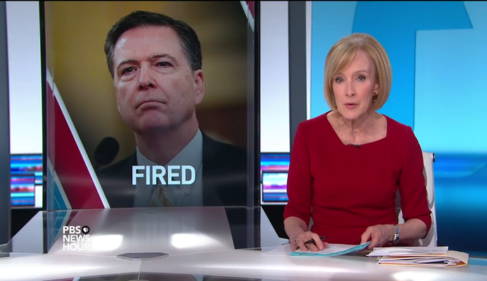 President Trump Fires FBI Director James Comey | PBS NewsHour