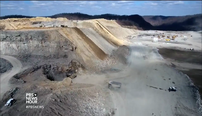 How Does Mountaintop Mining Impact the Appalachian Landscape? | PBS NewsHour