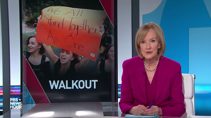 Will School Walkouts Inspire Lawmakers to Act? | PBS NewsHour