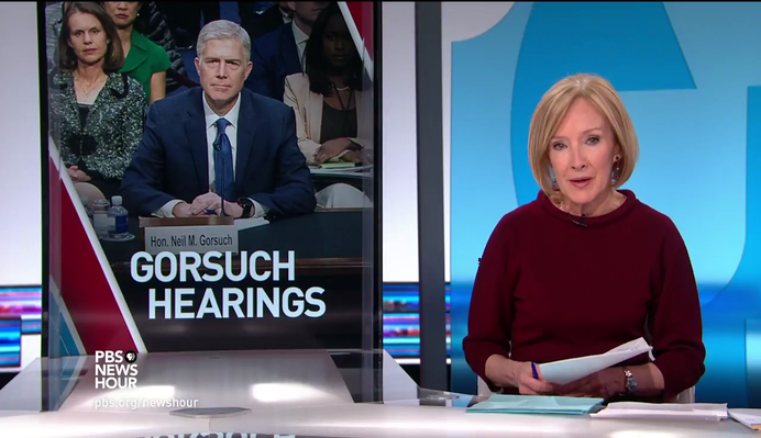 Supreme Court Confirmation Hearing Begins for Gorsuch | PBS NewsHour