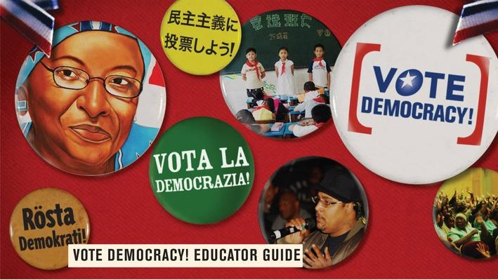 Vote Democracy! | Educator Guide