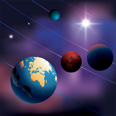 Planets | Clipart