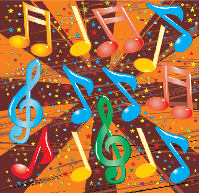 Musical Notes | Clipart
