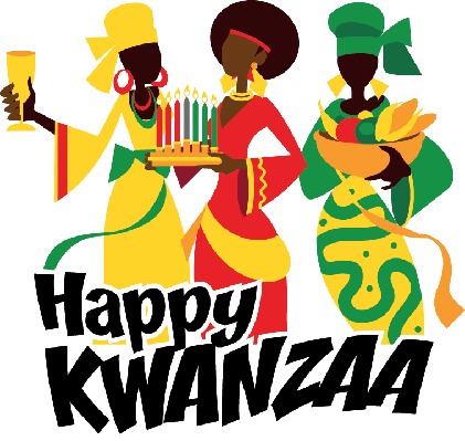 Happy Kwanzaa | Clipart
