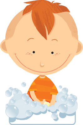 Washing Hands (#1) | Clipart