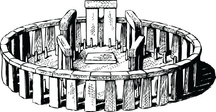 Stonehenge 2 | Clipart