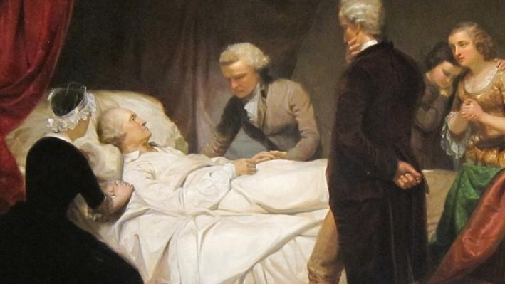 Revealing the Painful Last Moments of George Washington - Video
