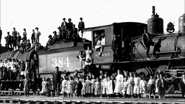 The Orphan Train Movement | West by Orphan Train