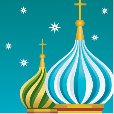 Travel Destinations - St. Basil's Cathedral | Clipart