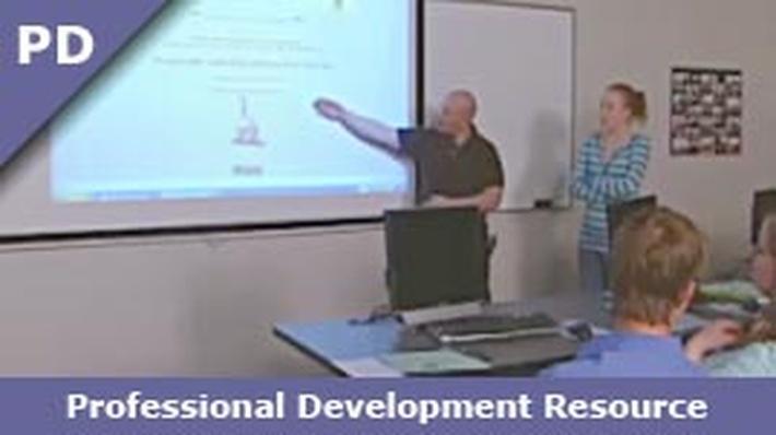 PBCL in an HTML Class