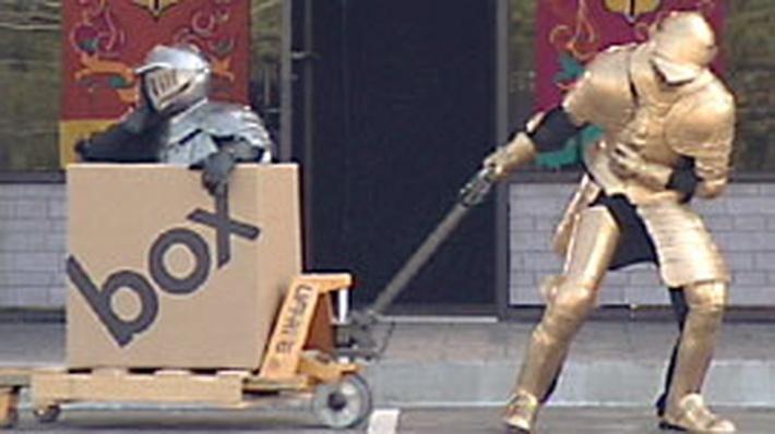 Gawain's Word: box