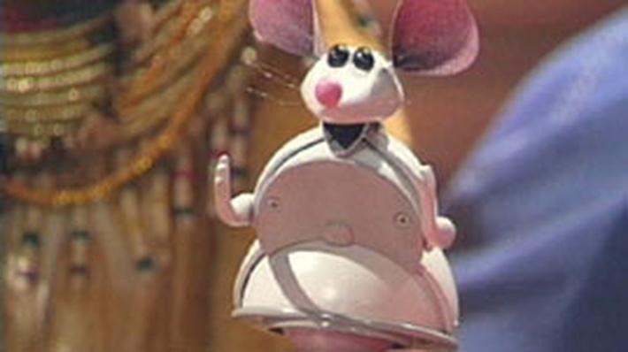 Little Big Mouse