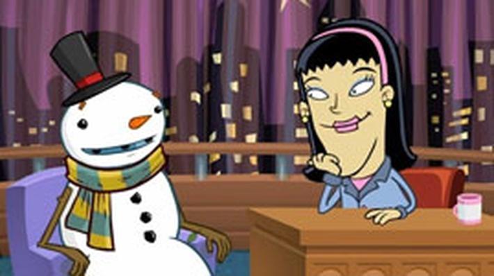 Joy Learno: snowman