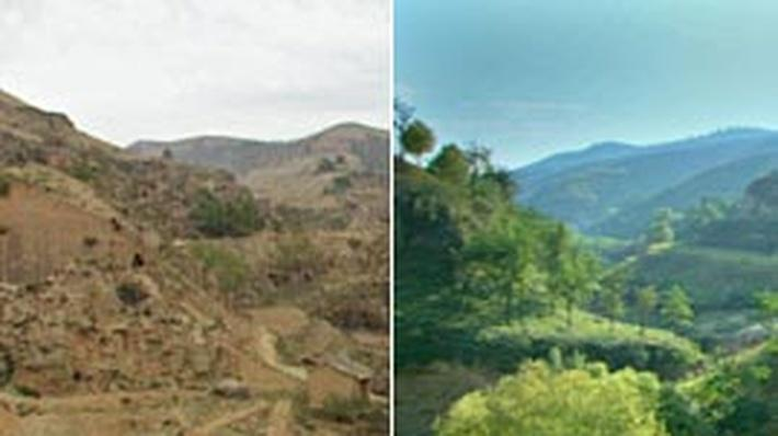Mitigating Climate Change in China and Ethiopia