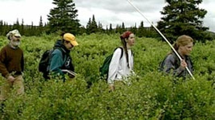 Alaska Native Teens Help Researchers
