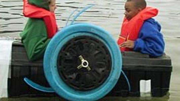 Funny Boat