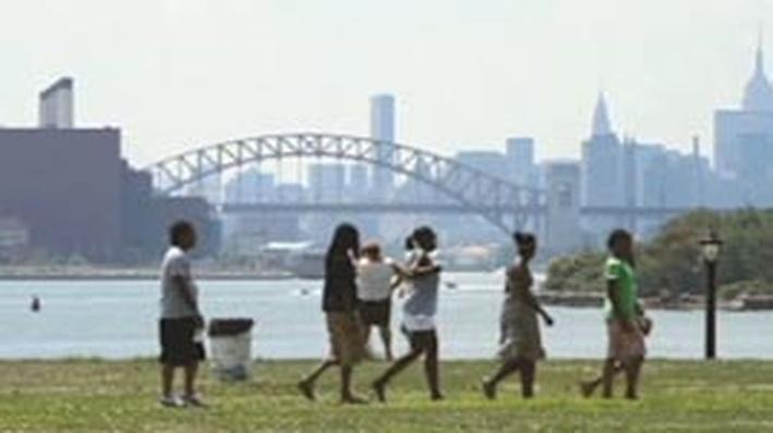 Teen Advocates for a Neighborhood Park