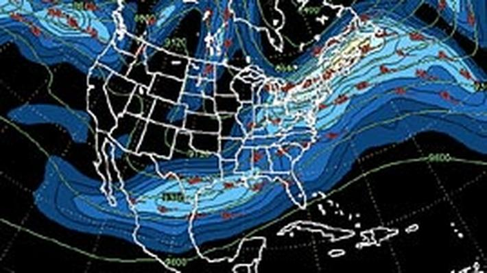 Giving Rise to the Jet Stream  Science  Interactive  PBS