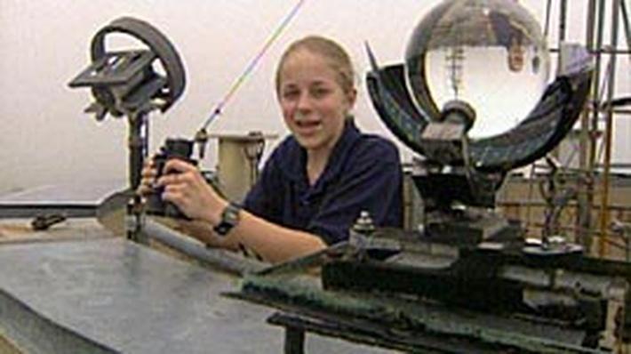 Kid Meteorologist