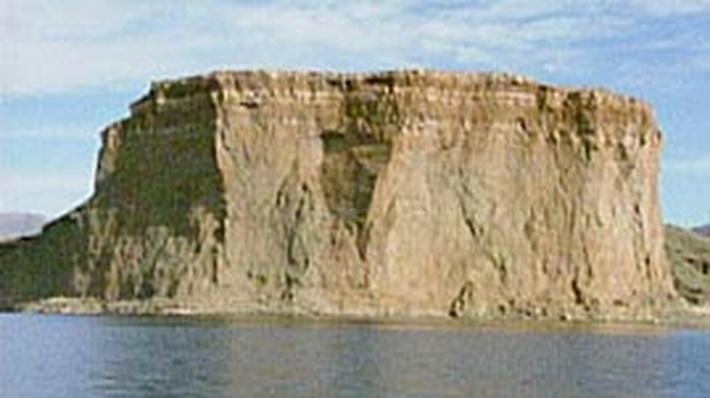 Plate Tectonics: Lake Mead, Nevada