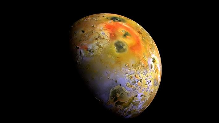 Io and Volcanism