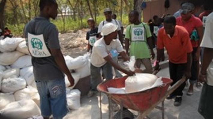 Haiti: The Aid Dilemma