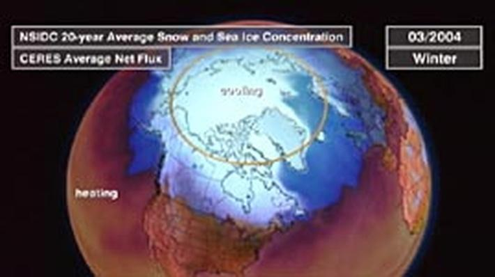 Earth's Cryosphere: The Arctic