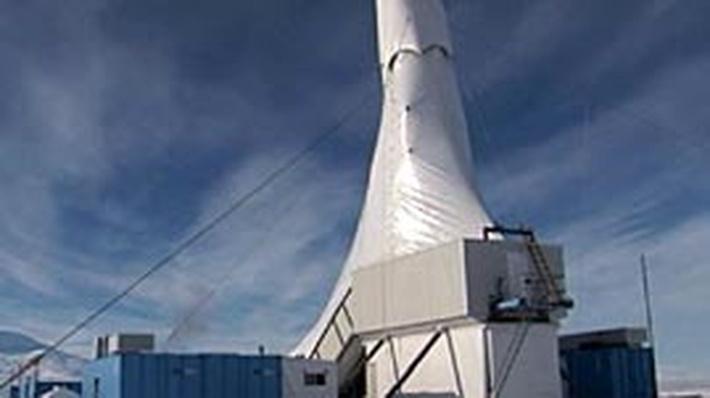 Drilling to Antarctica's Rock Core