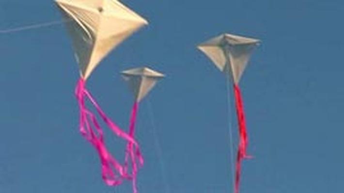 Trash Bag Kites