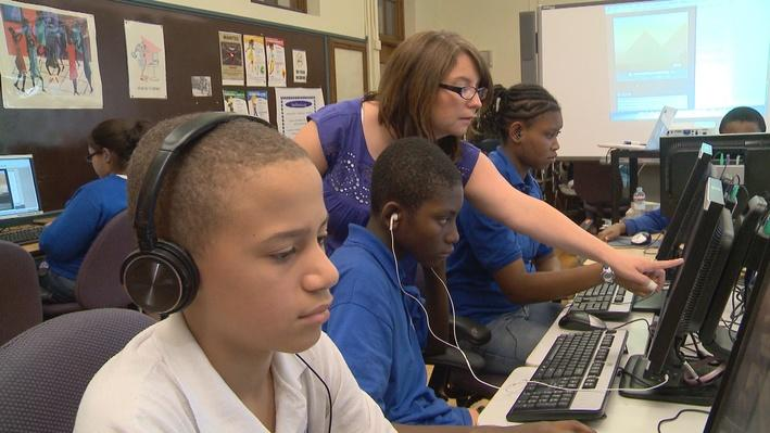 About Inspiring Middle School Literacy