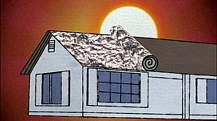 NOVA ScienceNOW: Solar Paint Your Roof