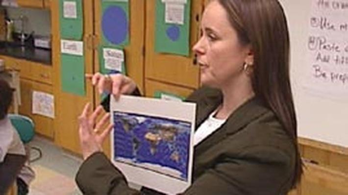 Teaching Earth and Space Science | Teaching with Maps