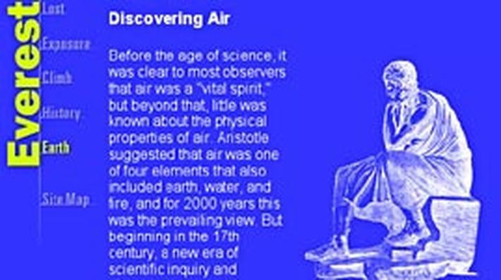 NOVA | Discovering Air