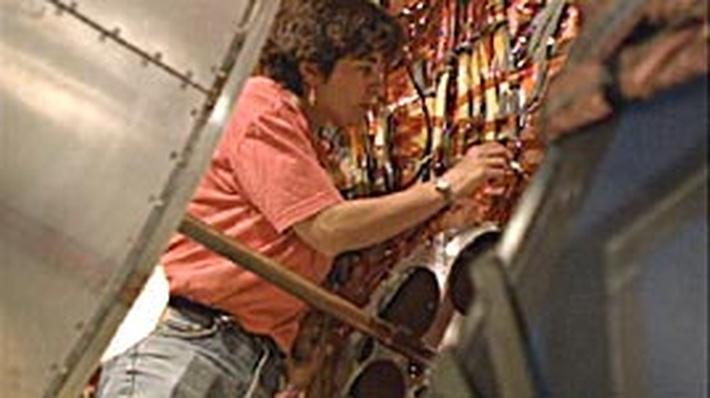 Melissa Franklin: High Energy Physics