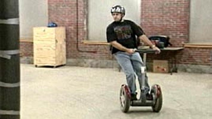 Segway Technology: What's Newton Got to Do with It?
