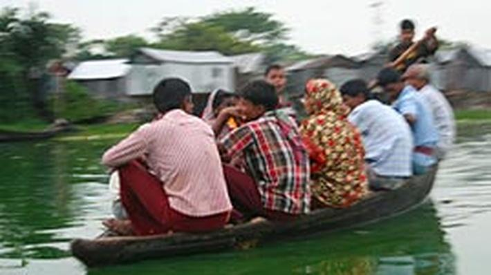 Climate Migrants in Bangladesh