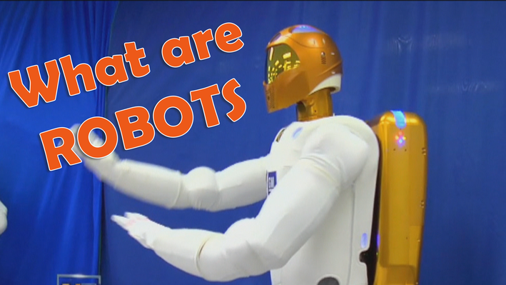 Clubhouse Theme: What are Robots?