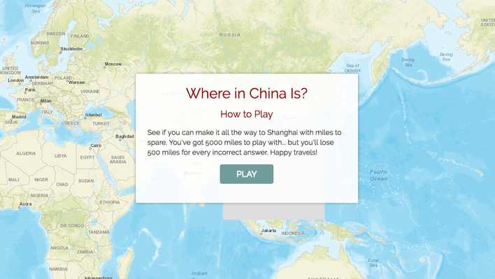 Where in China is…? | Story of China