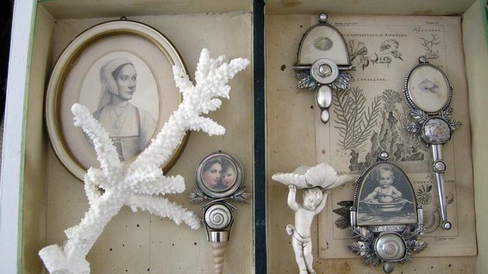 Roberta Williamson on Antique Paper | Craft in America