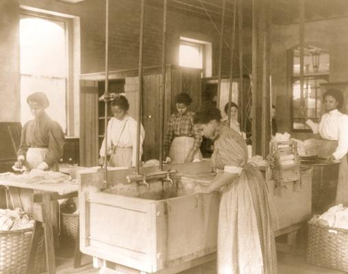 Hampton Institute - Classroom scenes | African-American History