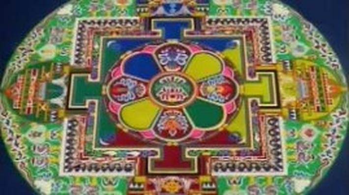 Tibetan Buddhist Mandala | Religion & Ethics Newsweekly