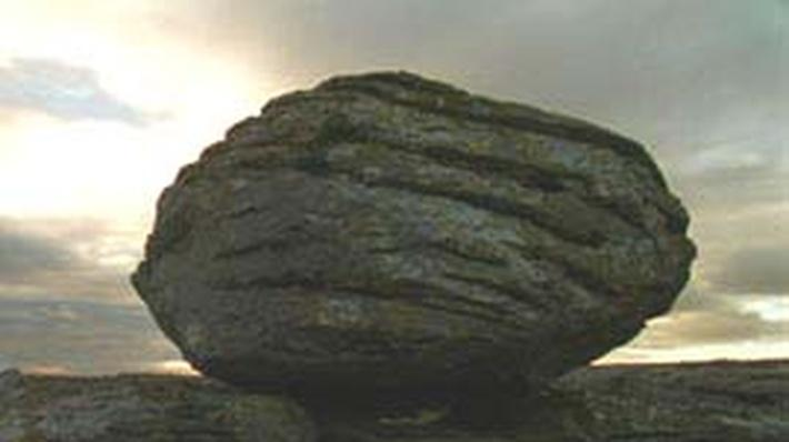 Forming the Burren