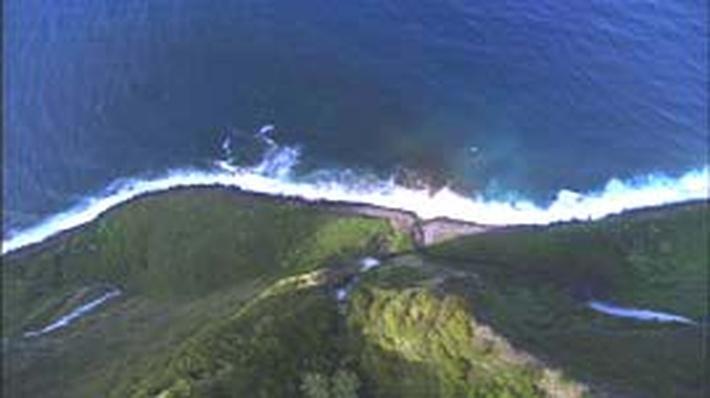 Hawaiian Coastal Cliffs