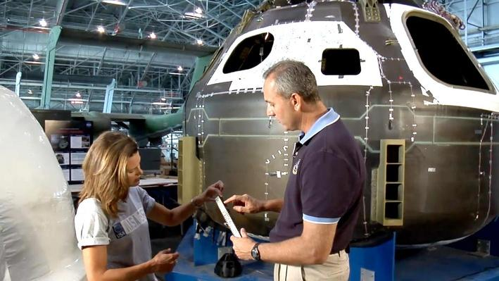 NASA   Composite Materials for Space