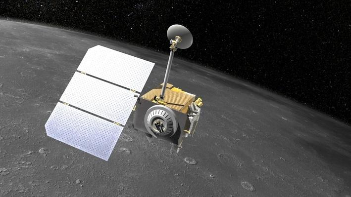 NASA | Counting Neutrons on the Moon