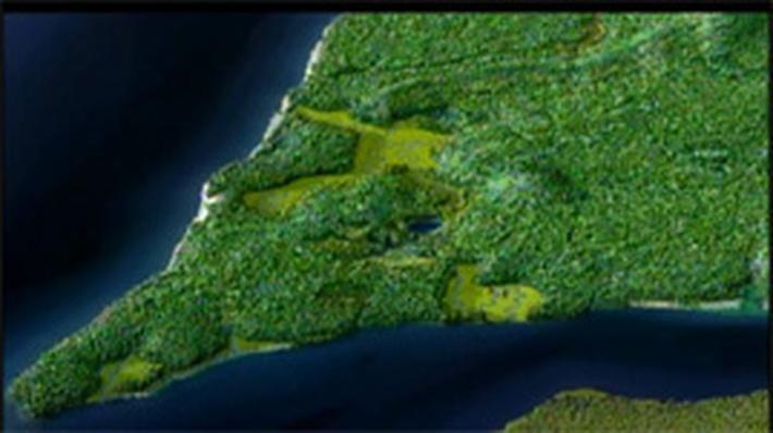 Mannahatta 1609