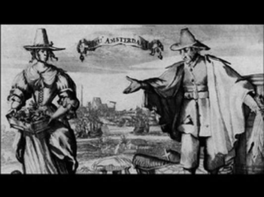 Slaves in New Amsterdam