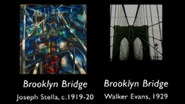 Picturing America - The Brooklyn Bridge