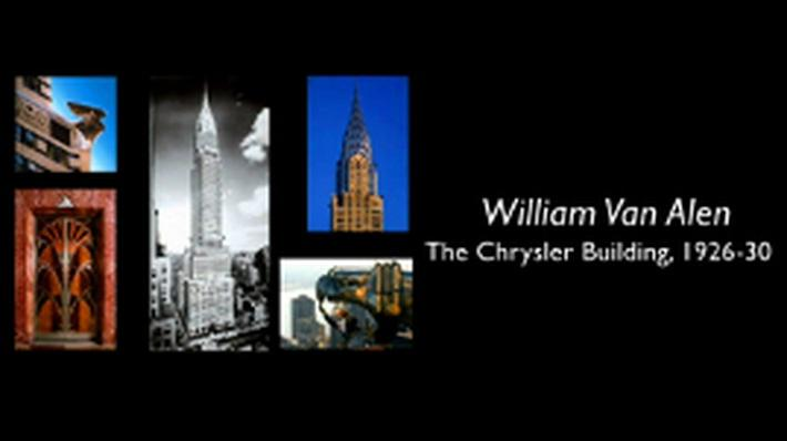 Picturing America - The Chrysler Building